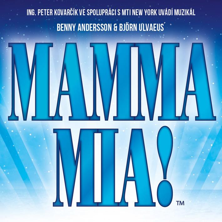 Muzikál: Mamma Mia (2015)