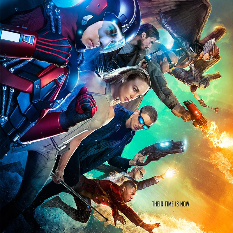 Legends of Tomorrow – season 1