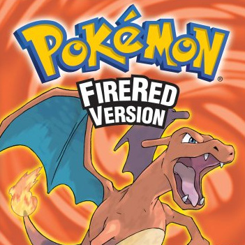 Pokémon FireRed & LeafGreen (Gameboy Advance)