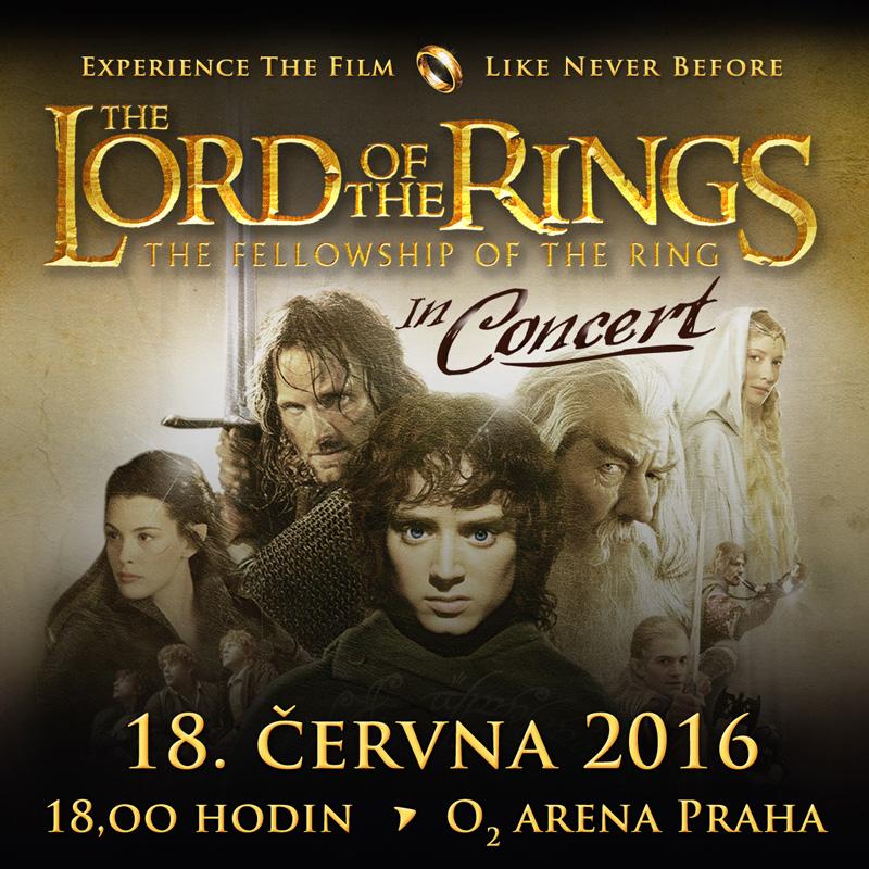 Koncert: Pán Prstenů – Společenstvo prstenu