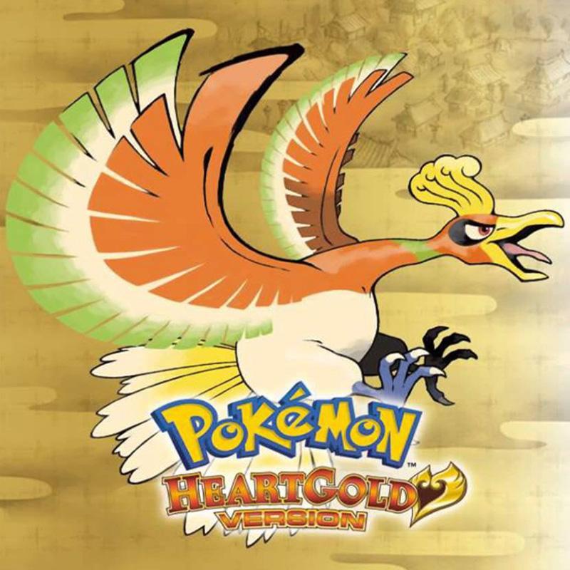 Pokémon HeartGold & SoulSilver (Nintendo DS)