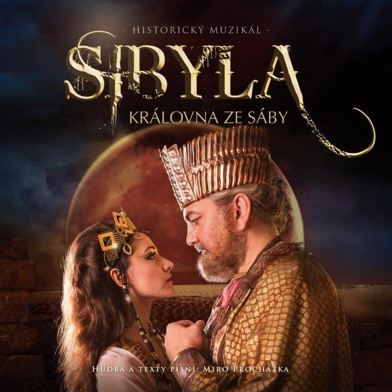 Muzikál: Sibyla – Královna ze Sáby
