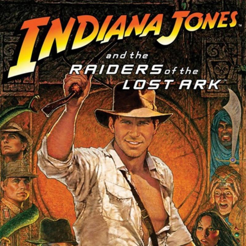 Indiana Jones 1 – Dobyvatelé ztracené archy