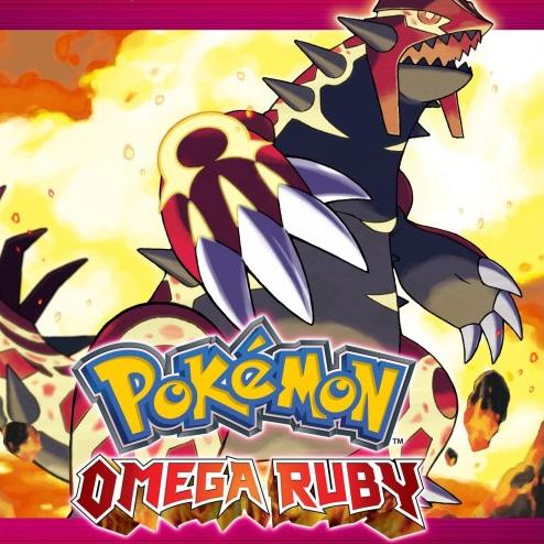Pokémon OmegaRuby & AlphaSapphire (Nintendo 3DS)