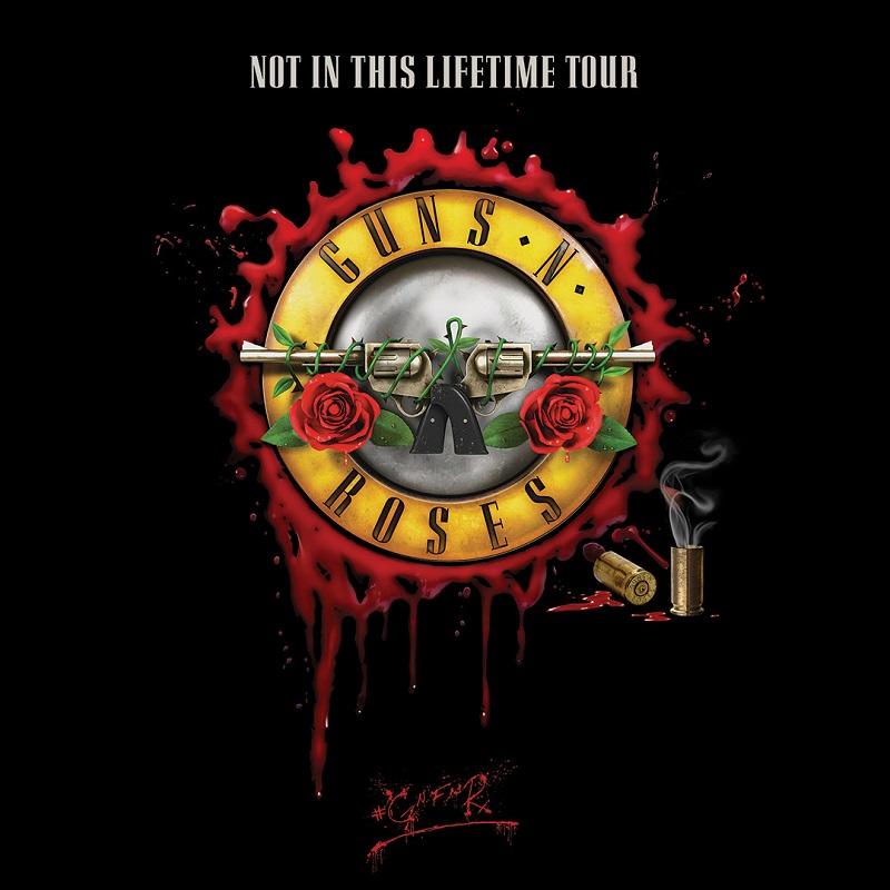 Koncert: Guns N' Roses – Praha 2017
