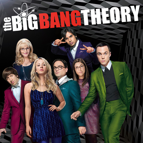 Big Bang Theory – seasons 9, 10