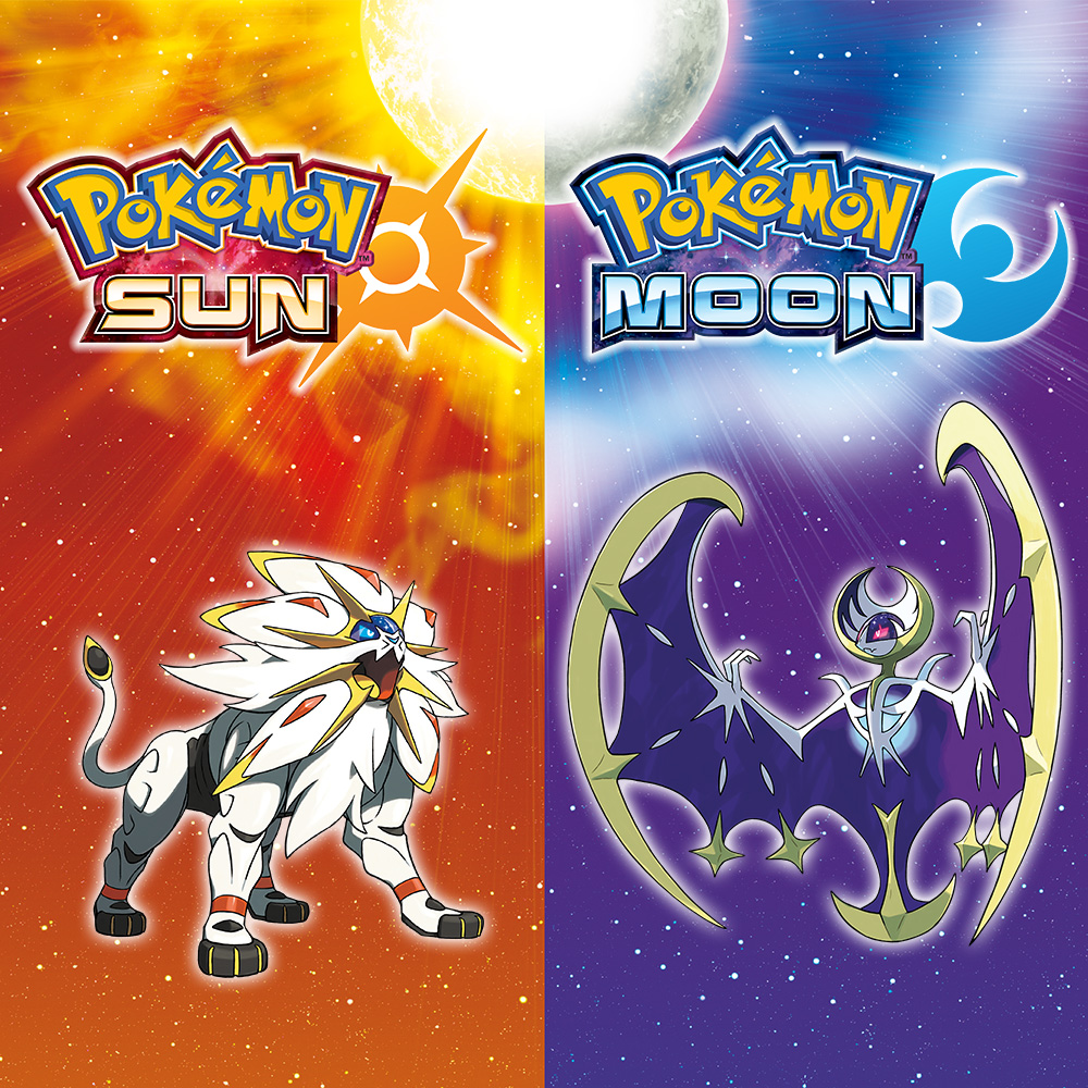 Pokémon Sun & Moon (Nintendo 3DS)