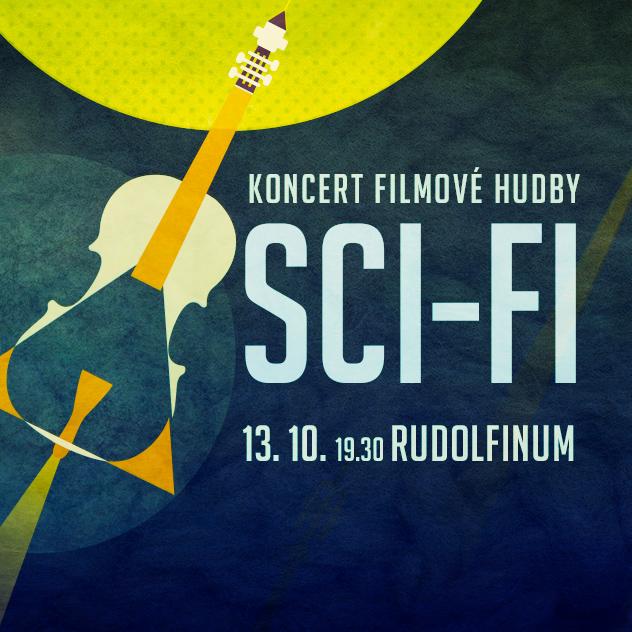 Koncert: Filmová filharmonie – SCI-FI (Rudolfinum 2018)