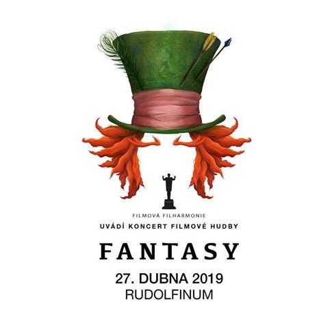 Koncert: Filmová filharmonie – Fantasy (Rudolfinum 2019)