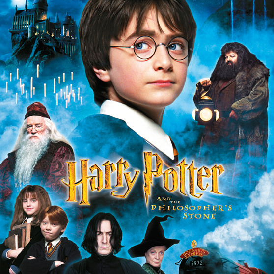 Harry Potter 1 – Kámen mudrců