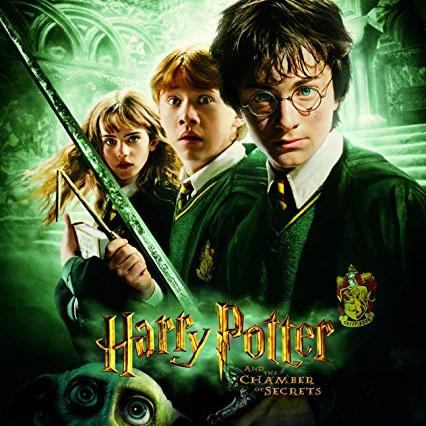 Harry Potter 2 – Tajemná Komnata