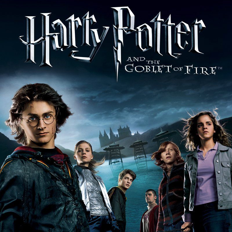Harry Potter 4 – Ohnivý pohár