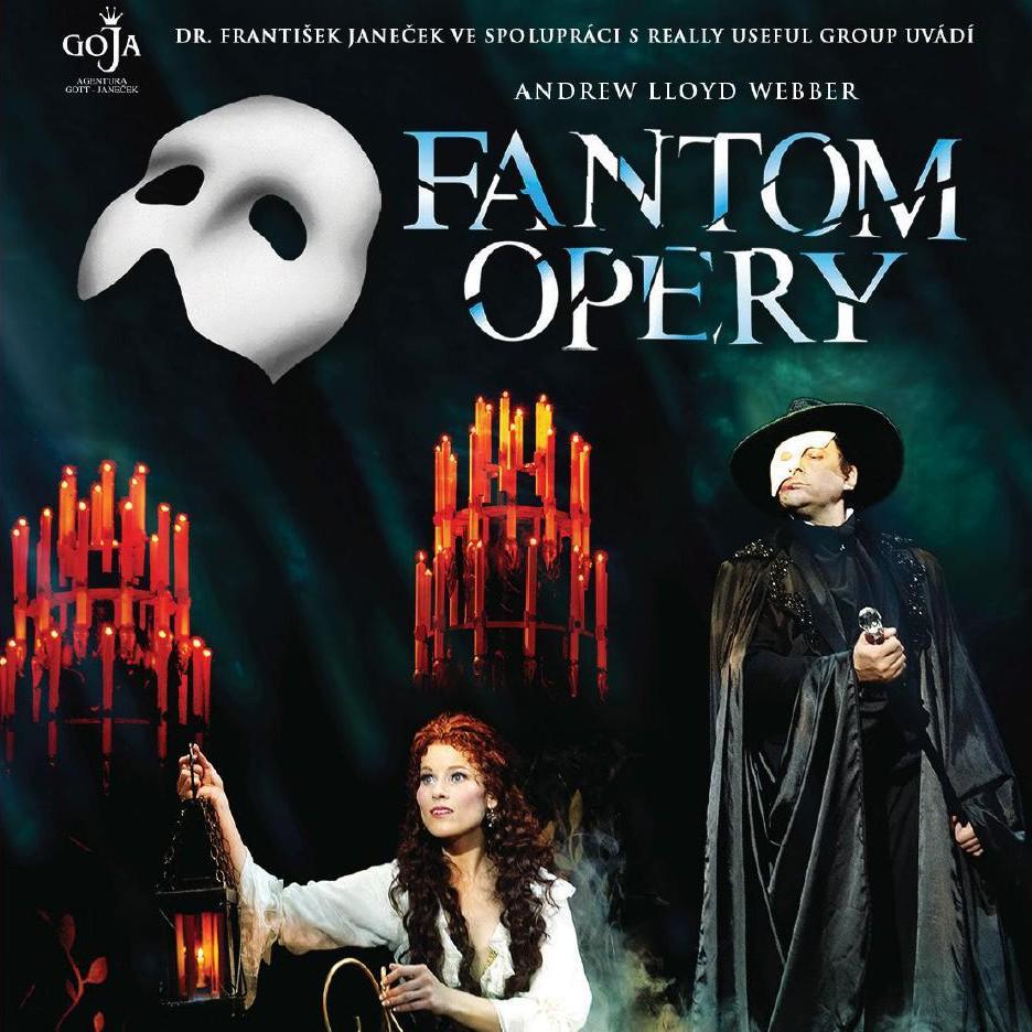 Muzikál: Fantom Opery (2015)